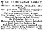 Barlow, BB&H advert [NZP 18 July 1871, 1]