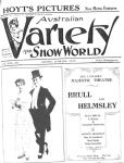Brull & Hemsley [AV 13 June 1917]
