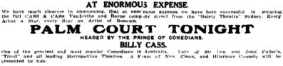 Cass Co [TDB 11 Apr 1928, 3]