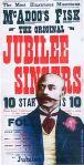 McAdoo Jubilee Singers poster [auspostalhistory.com]