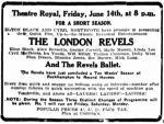 London Revels [TDB 12 June 1929, 3]