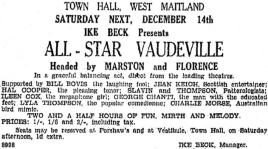 All Star Vaudeville [MDM 13 Dec 1935, 2]