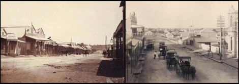 Charters Towers montage