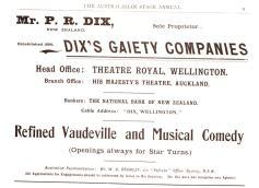 Dix, PR - ad 2 [ASA 1905, 9]