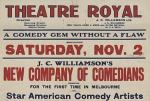 J. C. Williamson poster 1912 [NLA]