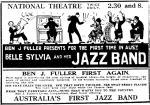 Jazz Band - 1918 [Aust Dance Band News 1 Dec. 1932, 40]
