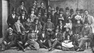 McAdoo's Georgia Minstrels - 1899 [SLNSW]