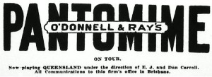 O'Donnell & Ray Panto Co 1 [E 23 May 1923, 6]