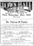 Old Time Minstrels - 1929 [SCTWA 13 Dec 1929, 15]
