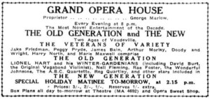 Veterans of Variety [TSYD 6 Oct 1929, 22]