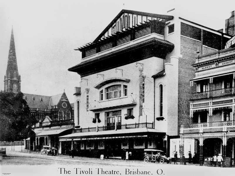 Theatres Venues 3a Brisbane Australian Variety Theatre