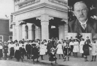 Pollards Juvenile Opera Co - 1909, Auckland CL [Downes]