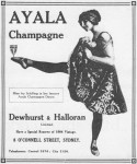 Ayala advert [TT Oct 1913, 32]