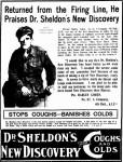 Dr Sheldon's - Harley Cohen [ARG 30 June 1916, 5]