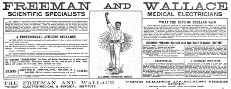 Freeman & Wallace [STS 15 June 1902, 8]