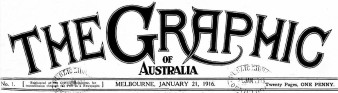 Graphic of Australia [21 Jan 1916]
