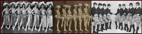 Revusical Ballet banner